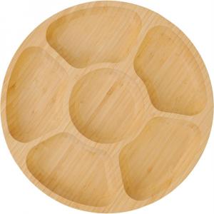 Petisqueira Giratória em Bambu - La Cuisine