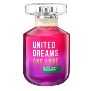 Perfume Benetton United Dreams One Love Feminino EDT 80ml