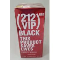Perfume Masculino 212 Vip Black Red Carolina Herrera EDP 100ml