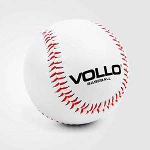 """Vollo Sports Bola Beisebol, 9"""", Branca"""