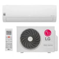 Ar Condicionado Split Hw Lg Dual Inverter 12.000 Btus Frio - S4nq12ja3wf