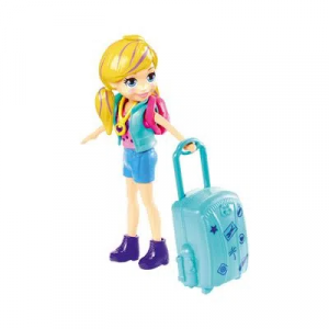 Polly Pocket - Polly Conjunto de Viagens - Mattel