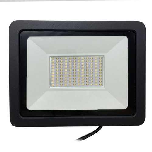Refletor Holofote Led Eco SMD 200w – Branco Frio Decoração Casa Loja Comércio