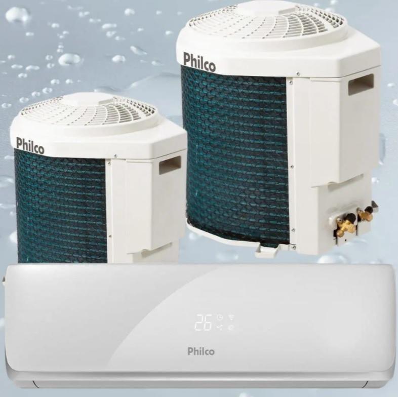 Ar Condicionado Split Philco 12000 BTUs PAC12000TFM9 – 220v