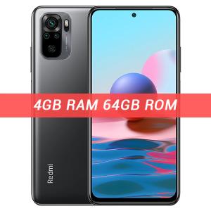 Smartphone Xiaomi Redmi Note 10 64GB 4GB RAM - Versão global