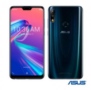 "Zenfone Max Pro M2 Black Saphire Asus, com Tela de 6,3"", 4G, 128 GB e Câmera de 12+5 MP – ZB631KL-4D091B"