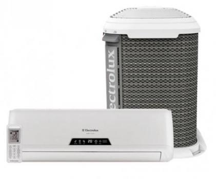 Ar Condicionado Split Electrolux 9000 BTUs Ecoturbo VI09F/VE09F – 220v
