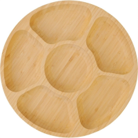 Petisqueira Giratória em Bambu La Cuisine