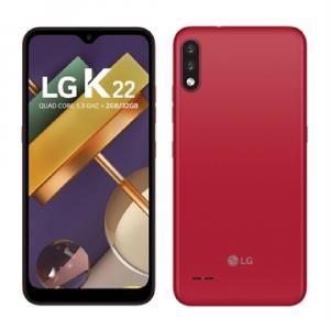 Smartphone LG K22 32GB Dual Chip Tela 6.2