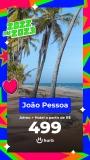 Viagem para João Pessoa com Aéreo + Hotel – 3 dias