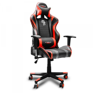 Cadeira Gamer ELG Black Hawk com Apoio para Cervical