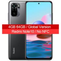 Smartphone Xiaomi Redmi Note 10 4GB RAM 64GB - Versão Global