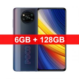 Smartphone Xiaomi Poco X3 Pro 128GB 6GB RAM Tela 6.6