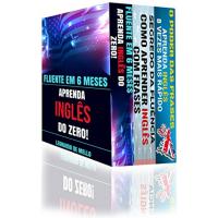eBook Inglês Fluente (3 em 1): Fluente Em 6 Meses - Leonardo de Mello