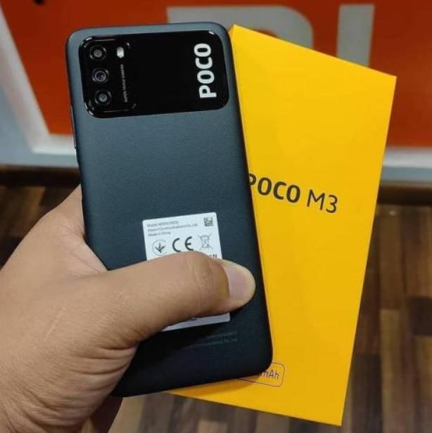 Xiaomi Poco M3 128GB 4GB Ram Versão Global Preto