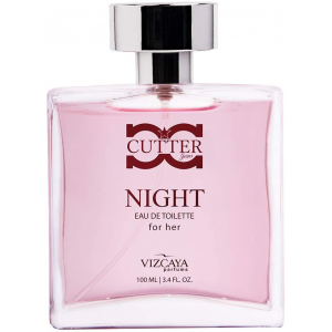 Perfume Cutter Jeans Night Eau de Toilette Feminino 100ml Vizcaya Parfums