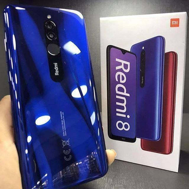 Smartphone Xiaomi Redmi 8 64GB 4GB RAM