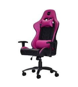 Cadeira Gamer Serie M 2d Rosa/Preto - Dazz