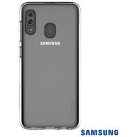 Capa Protetora para Galaxy A20 de TPU Transparente - Samsung - GP-FPA205K