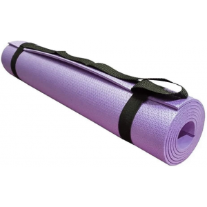 Tapete Para Yoga em EVA Lilás Evamax 170x60cm