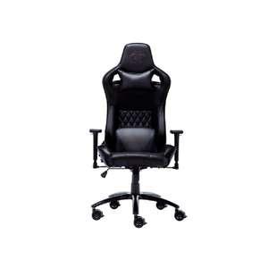 Cadeira Gamer Arcanum Nemesis Couro Preto Elements