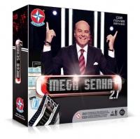 Jogo Mega Senha 2.1 Estrela - 0145