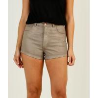 Short Feminino Textura Poá Uber Jeans