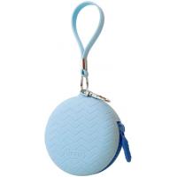 Porta Chupeta Clingo Azul