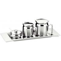 Conjunto para Chá e Café Tramontina Aço Inox 64470890 - 5 Peças