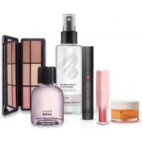 Kit Make + Care + Perfumaria - Lado Rosa