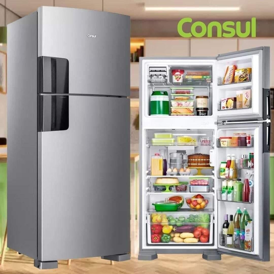 Geladeira/Refrigerador Consul Frost Free – Duplex 410L CRM50HK