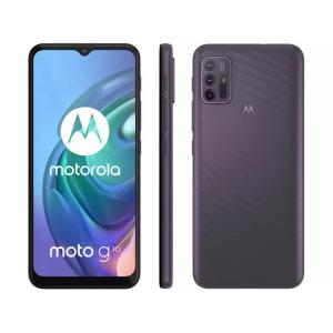 "Smartphone Motorola Moto G10 64GB 4GB RAM 4G Tela 6,5"""