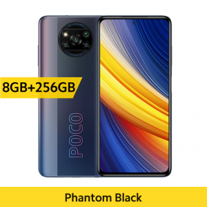 Smartphone Xiaomi POCO X3 Pro 8GB 256GB Tela 6.67