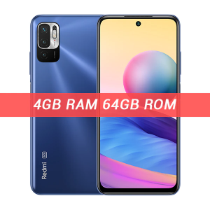 Smartphone Redmi Note 10 5G NFC 4GB 64GB 90Hz FHD+ Tela 48MP Câmera 5000mAh - Versão Global
