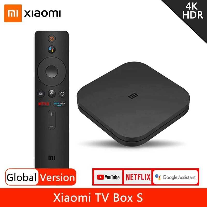 Xiaomi Mi Box S Global TV Box