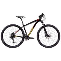 Mountain Bike Caloi Moab Flex Aro 29 Freio a Disco Hidráulico - Câmbio Microshift