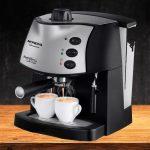 Cafeteira Expresso Mondial Coffee Cream Premium Preto/Prata – 15 Bar