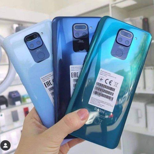 Xiaomi Redmi Note 9 - Global - Helio G85