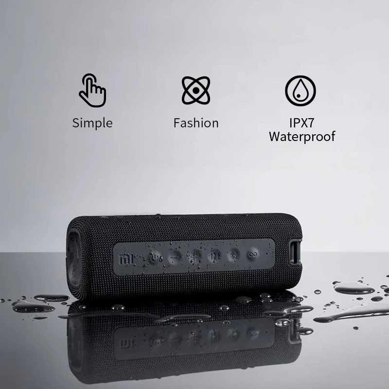 Xiaomi Mi Portable Bluetooth Speaker MDZ-36-DB 16W TWS IPX7