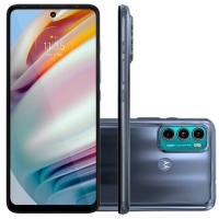 Smartphone Motorola Moto G60 128GB Azul 4G Tela 6.5