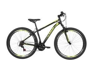 [App] Bicicleta aro 29 Caloi 21 marchas Velox V-Brake Moutain Bike