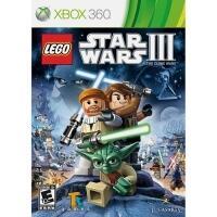 Jogo LEGO Star Wars III - Xbox 360