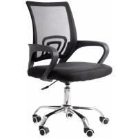 Cadeira de Escritório Prizi com Base Cromada - 9050