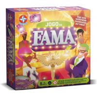 Jogo de Tabuleiro Jogo da Fama - Brinquedos Estrela