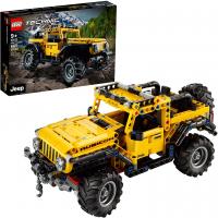 Brinquedo Technic Jeep Wrangler; Kit de Construção 665 peças 42122 - LEGO