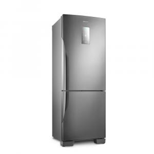 Refrigerador Panasonic NR -BB71 480L Aço Escovado