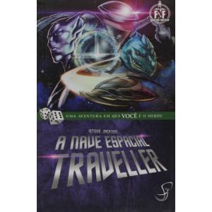Livro Jogo Nave Espacial Traveller - Steve Jackson