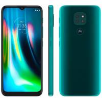 Smartphone Motorola Moto G9 Play 64GB Verde - Turquesa 4GB RAM 6,5