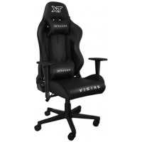 Cadeira Gamer XT Racer Reclinável Preta - Viking Series XTR-014