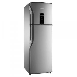 Refrigerador Panasonic 387L Aço Escovado - NR-BT42BV1XA